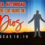 La autoridad de los hijos de Dios