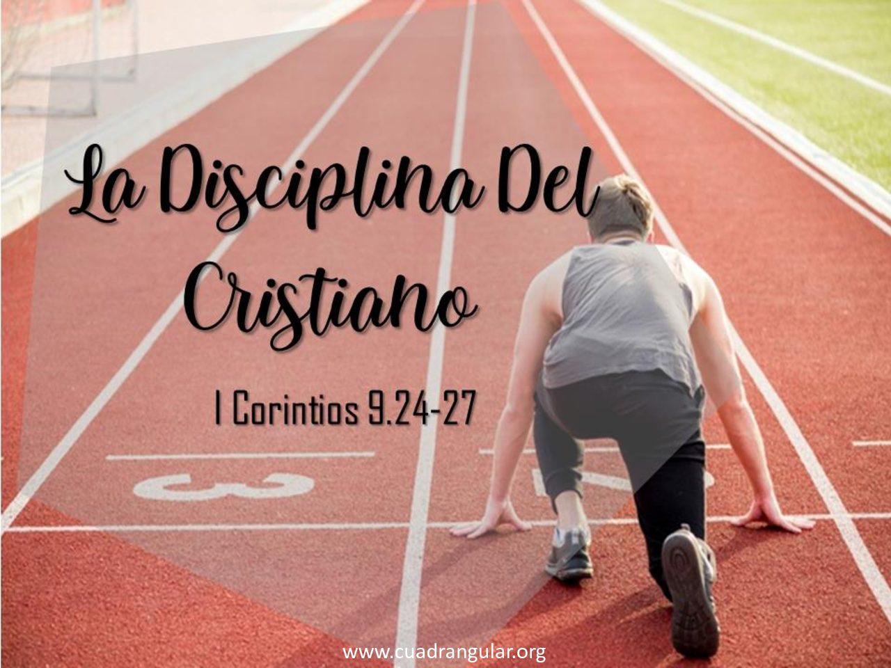 La disciplina del cristiano