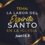 La labor del Espíritu Santo en la Iglesia