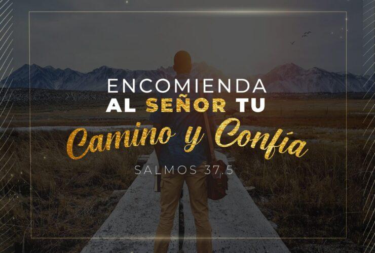 Encomienda al Señor tu camino y confía
