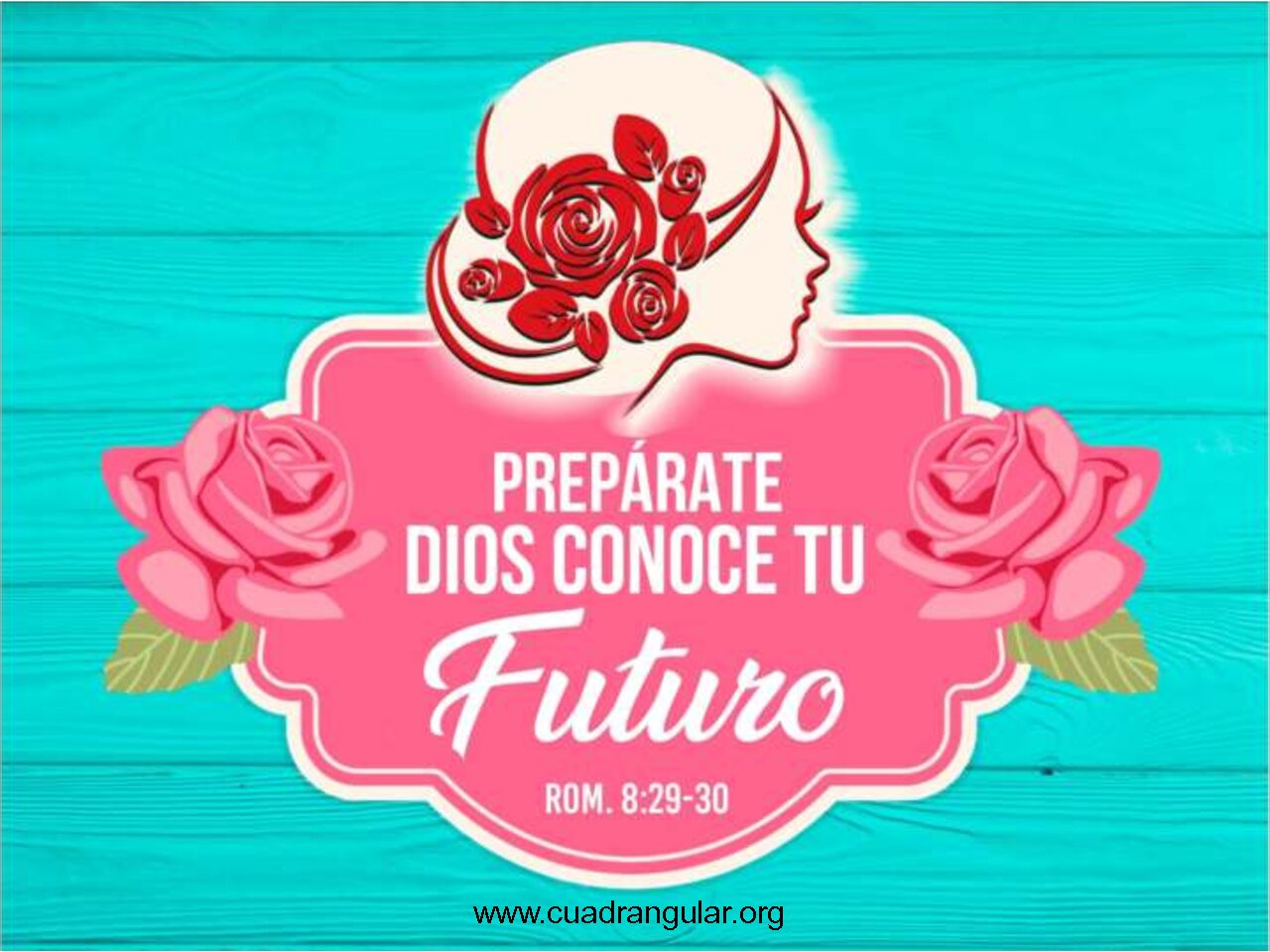 Prepárate Dios conoce tú futuro