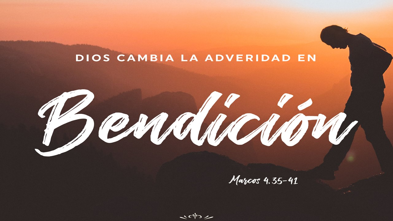 Dios cambia la adversidad en bendición